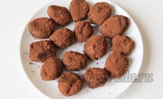 Домашние конфеты в какао