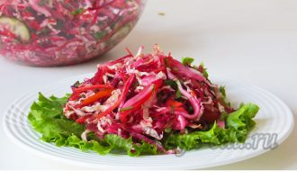 Очищающий салат