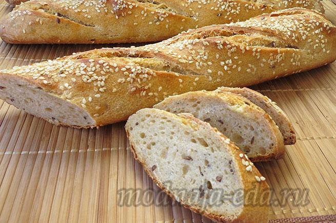 Сдобный хлеб на закваске