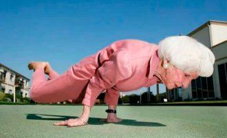 Чтобы не поправляться с возрастом