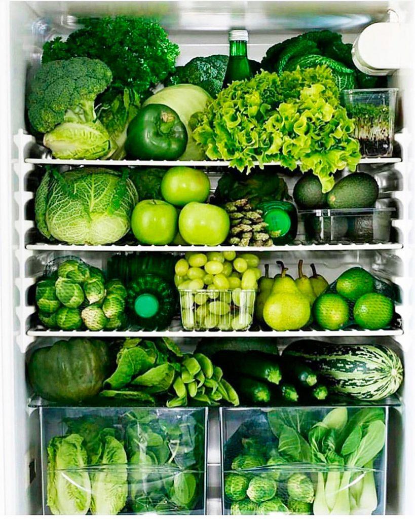 Полезное наполнение холодильника